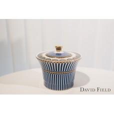 鈷藍色宮廷茶具1