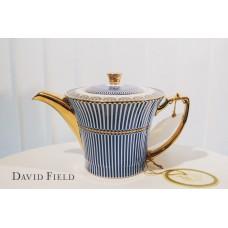 鈷藍色宮廷茶具2