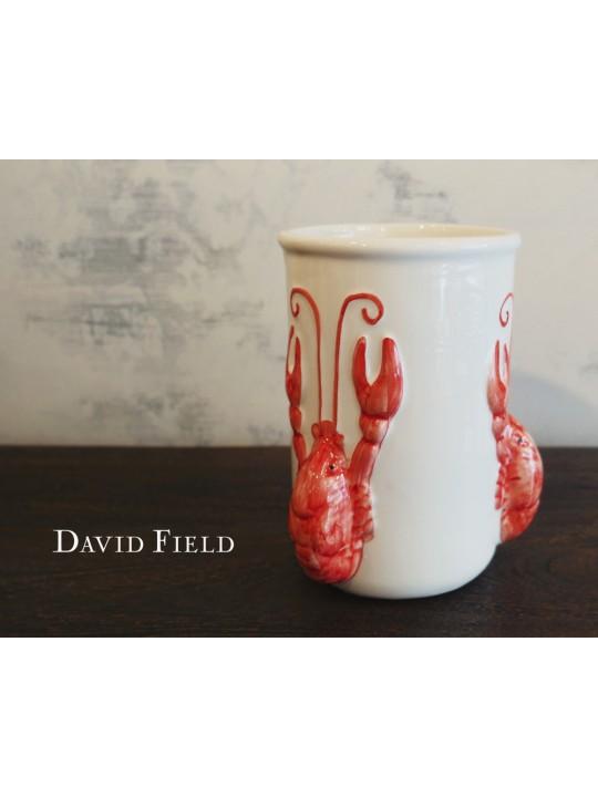 龍蝦瓶子(白底紅蝦/藍底褐蝦)
