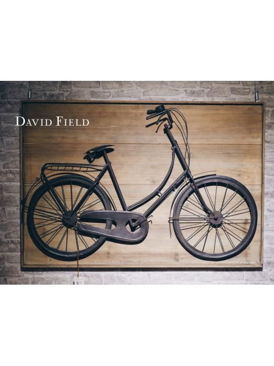 腳踏車壁飾