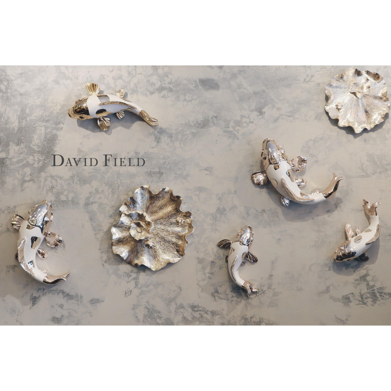 荷塘-陶瓷壁飾
