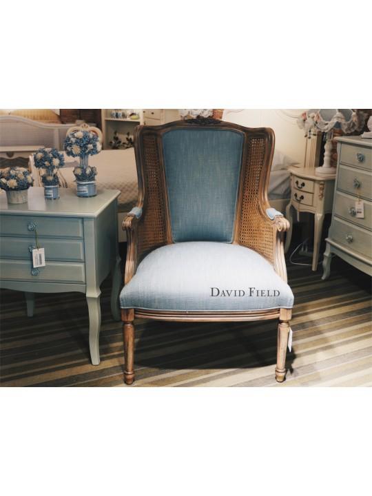 新古典刷藍椅