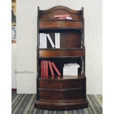 三層原木書櫃