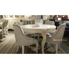 宮廷洗白餐桌椅