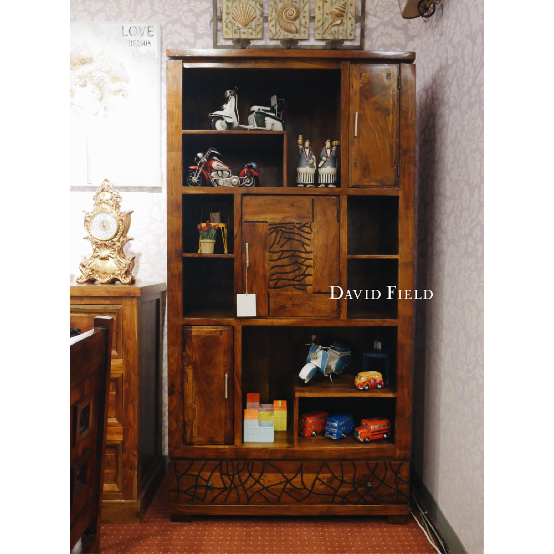 印度水晶紋書櫃