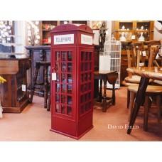 電話亭(紅)