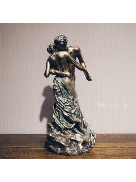 WU72522戀人雕塑