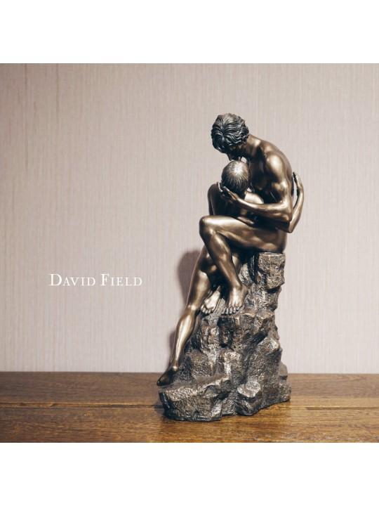 WU7519藝術情侶雕塑